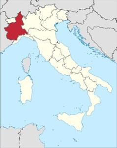 Vína z Piemonte