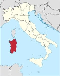 Vína ze Sardinie