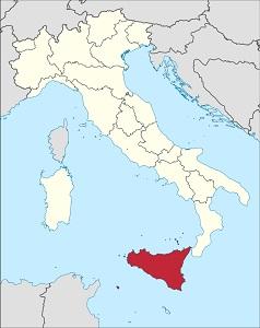 Vína ze Sicílie
