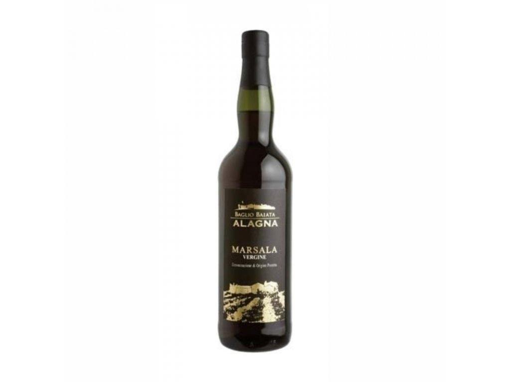 Dezertní víno Marsala Vergine DOC 0,75 l
