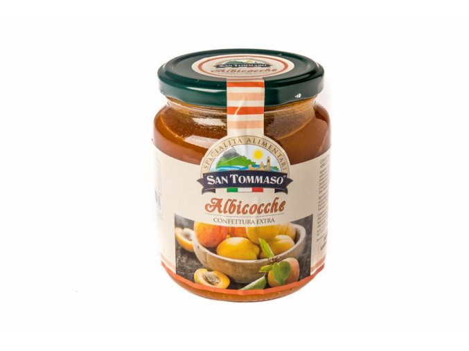 Meruňková marmeláda, 400gr