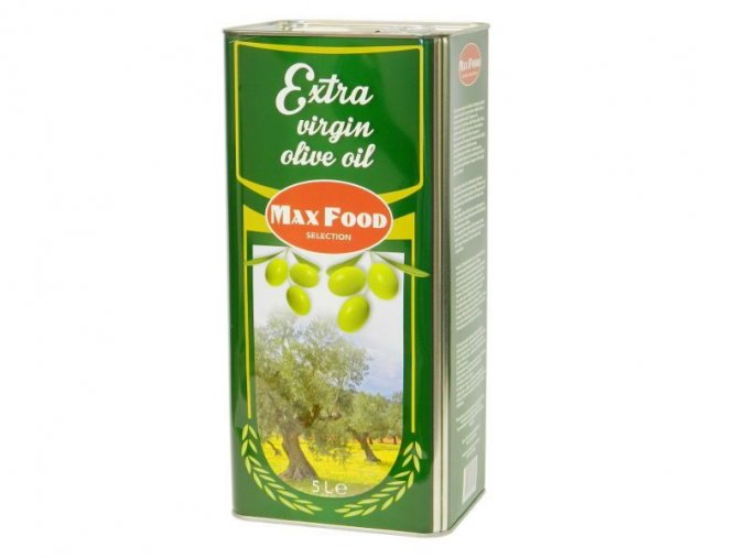 Extra panenský olivový olej 5 l
