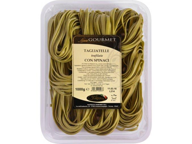 tagliatelle spinaci 1000g
