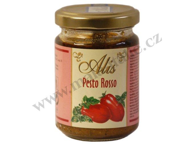 PESTO ROSSO rajčatové pesto 125 g
