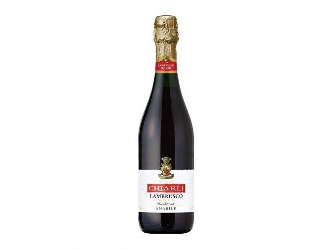 Lambrusco Rosso Amabile IGT 2015