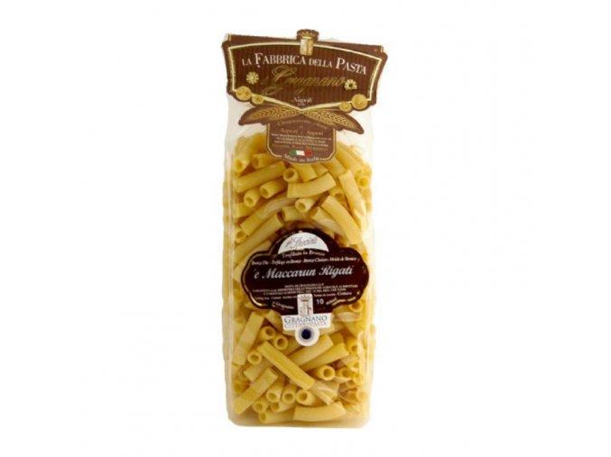 MACCARUN LISCI (RIGATI) di Gragnano 500 g