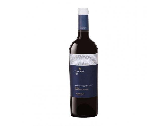Chiantari Nero d´Avola – Merlot Terre Siciliane IGT 2015