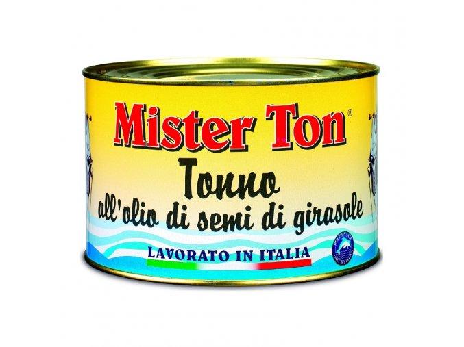 Kousky tuňáka v rostliném oleji 1650 g