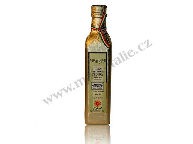 Extra panenský olivový olej Puglia ORO D.O.P. 500ml