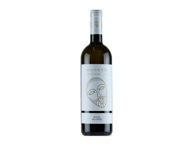 Manero Bianco di Toscana IGT 2014