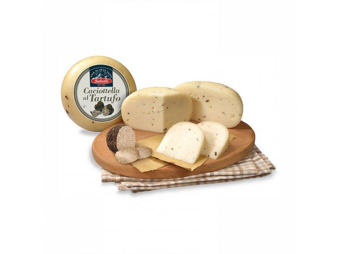 Čerstvý lanýžový sýr z kravského mléka 1 kg