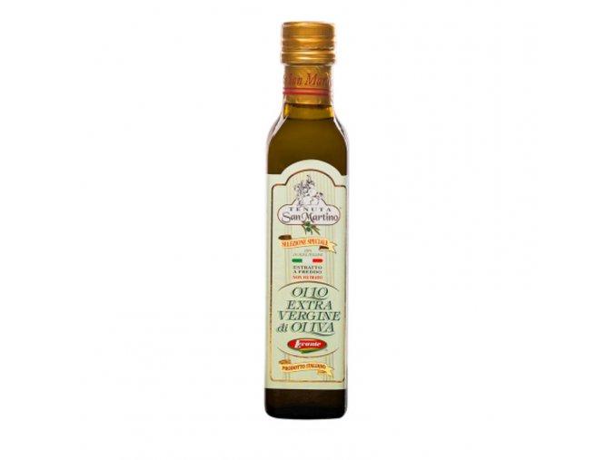 Olivový olej extra panenský nefiltrovaný San Martino 250 ml