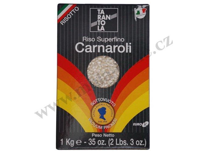 Výběrová rýže na rizoto Carnaroli 1 kg