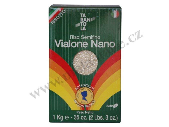 Rýže Vialone Nano - výběrová rýže na rizoto 1kg