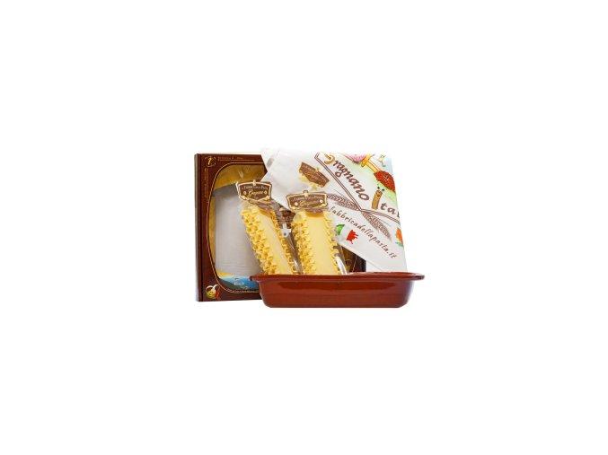 kit ricciolona al forno lasagne di gragnano