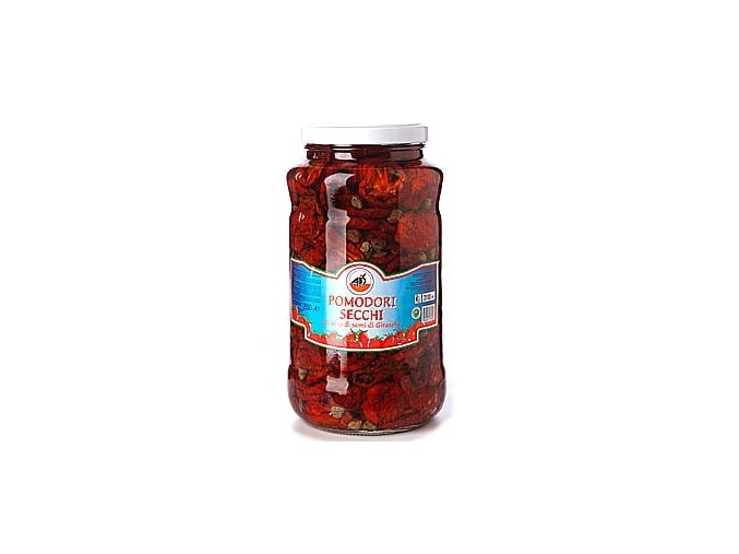 Sušená rajčata v oleji 2,85kg