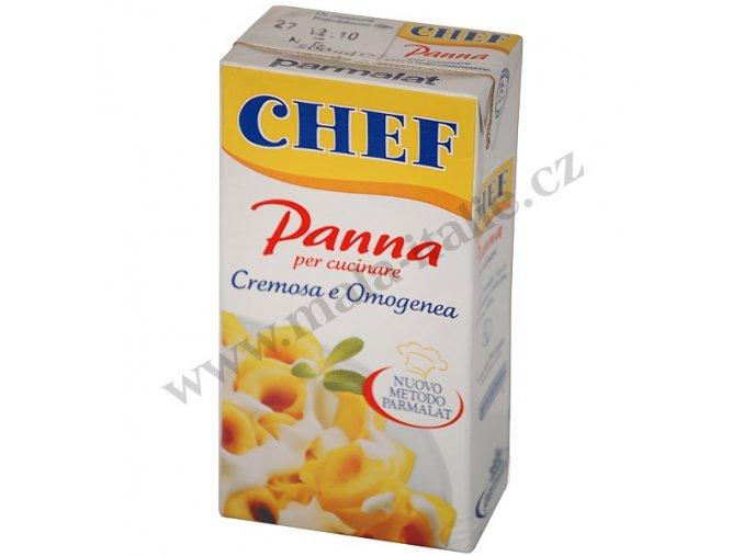 CHEF PANNA smetana na vaření 500ml