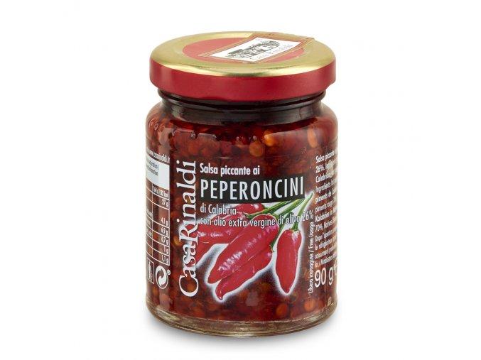 salsa ai peperoncini