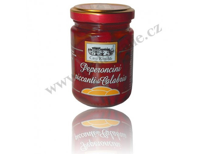 Peperoncini piccanti di Calabria 130 g