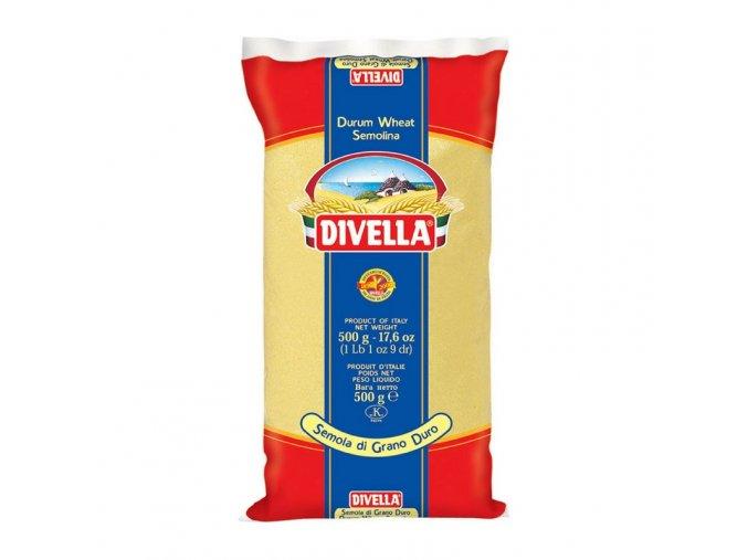 Mouka z tvrdé pšenice (Semola) 500 g