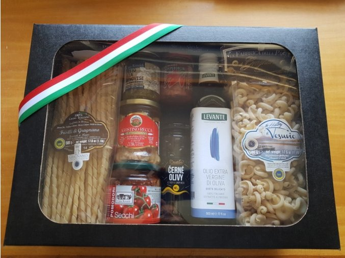 Balíček Italia