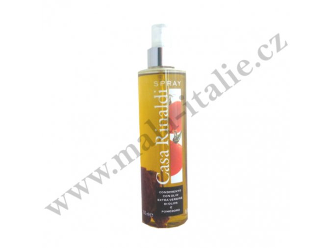 Extra panenský olivový olej ve spreji se sušeným rajčetem 250 ml