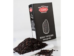 Riso Venere cereální aromatická černá rýže 500 g