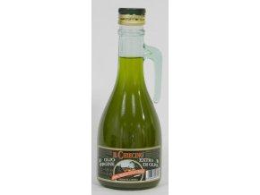 Extra panenský ol. olej nefiltrovaný 500ml