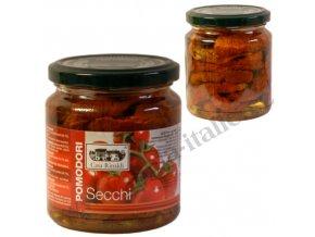 POMODORI SECCHI sušená rajčata v oleji 270 g