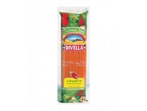 Spaghetti peperoncino Divella 500gr
