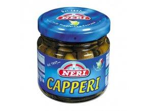 Kapary v sladkokyselém nálevu 100 g