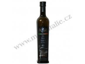 Extra panenský olivový olej GUSTI ITALIA z Puglie 500 ml