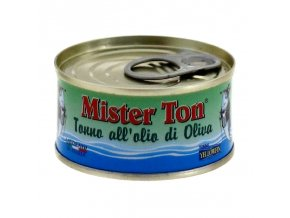 Kousky tuňáka v olivovém oleji 80 g
