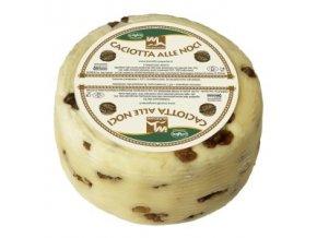 Sýr z kravského a ovčího mléka s vlašskými ořechy, 0,8kg