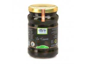 Olivy velké černé v nálevu 1,7 kg