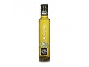 Ochucený Extra panenský olivový olej origano 250 ml