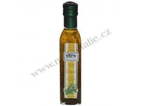 Ochucený Extra panenský olivový olej ORIGANO 250ml