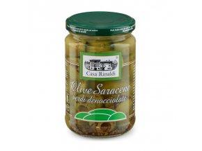 Olive verdi Saracene 300g