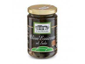 Olive Nere Essiccate al sole