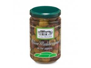 Olive Mediterranee Tre Sapori