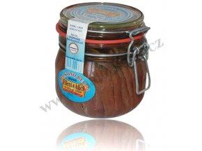 Filetti di alici - filátka ančoviček 540 g