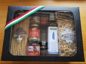 dárková kazeta Itálie
