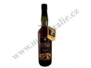 Dezertní víno Marsala Vergine