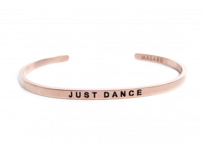 Just dance rose gold