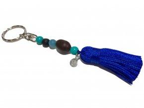 Klíčenka Ayu dark blue