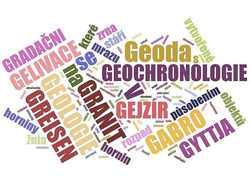 G - geologický slovník