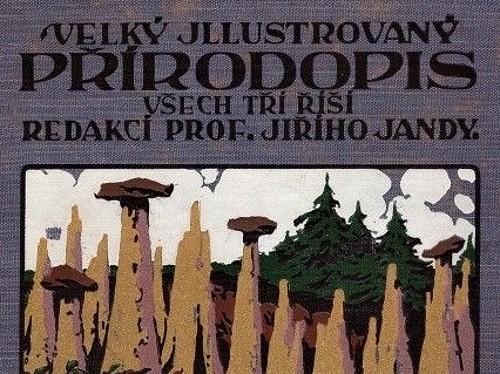 Geologie - Velký ilustrovaný přírodopis všech tří říší IV - Prof. Dr. Filip Počta