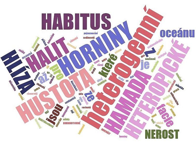 H - geologický slovník