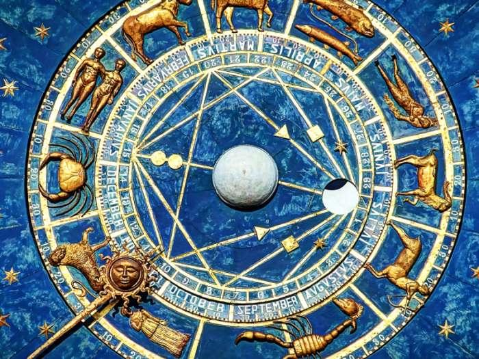 Kameny a znamení zvěrokruhu