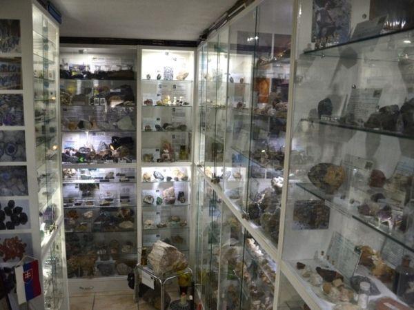 Mineralogické a banícke múzeum v Bojniciach (SK)
